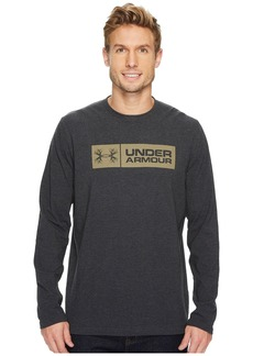 Under Armour Antler Tag Long Sleeve Tee