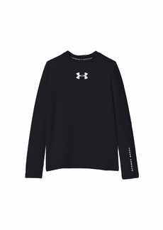 Under Armour Armour Coldgear® Long Sleeve (Big Kids)