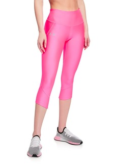 Under Armour Armour Fly Fast Capri Performance Leggings