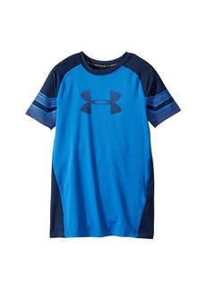 Under Armour Armour Graphic Short Sleeve (Big Kids)