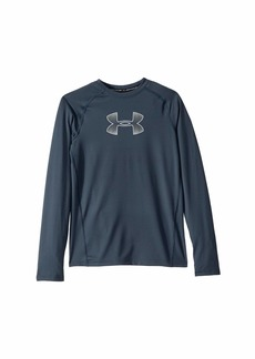 Under Armour Armour HeatGear® Long Sleeve (Big Kids)