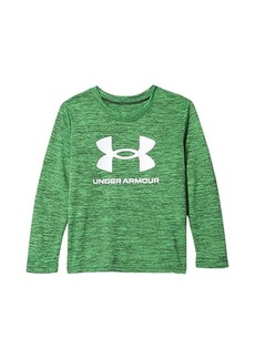 Under Armour Big Symbol Twist Long Sleeve (Little Kids/Big Kids)