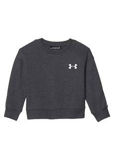 Under Armour Branded Rival Crew Long Sleeve (Little Kids/Big Kids)