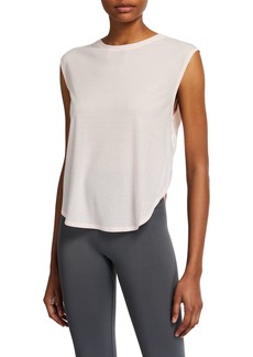 Under Armour Breath Dolman Open-Back Top