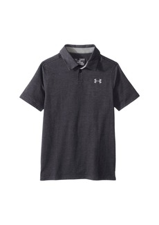 Under Armour Charged Cotton Heather Polo (Big Kids)