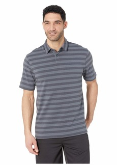 Under Armour Charged Cotton® Scramble Stripe Polo