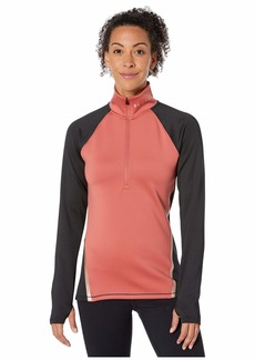 Under Armour ColdGear® Armour 1/2 Zip Color Block