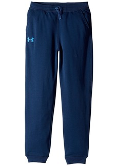 Under Armour Cotton French Terry Joggers (Big Kids)