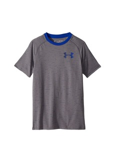 Under Armour Cotton Knit Short Sleeve (Big Kids)