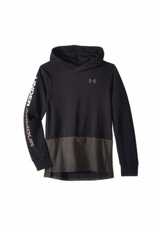 Under Armour Double Knit Hoodie (Big Kids)