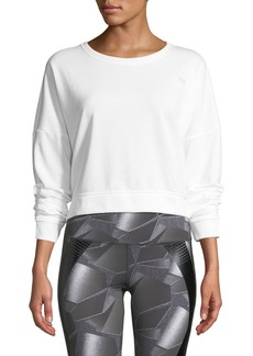 Under Armour Favorite Terry Cropped Shirt