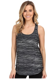 Under Armour Fly By Printed Run Tank Top