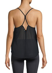 Under Armour Free Cut Strappy Keyhole Tank Top