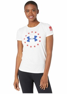 Under Armour Freedom Logo T-Shirt