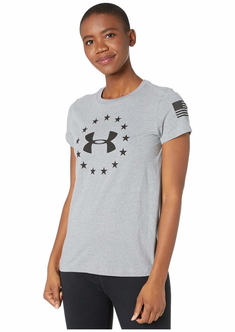 Under Armour Freedom Logo T-Shirt