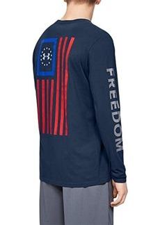 Under Armour Freedom New Flag Long Sleeve Tee