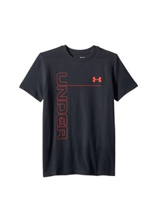 Under Armour Front to Back Short Sleeve Tee (Big Kids)