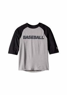 Under Armour Graphics 3/4 Baseball (Big Kids)