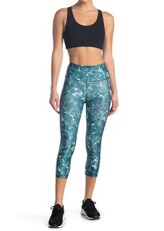 Under Armour HeatGear® Armour Capri Leggings
