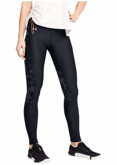 Under Armour HeatGear® Armour Jacquard Inset Leggings