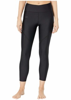 Under Armour HeatGear® Armour Shine Perforation Ankle Crop