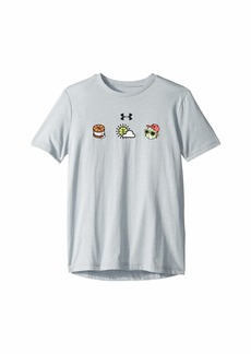 Under Armour Icon Sport Short Sleeve (Big Kids)