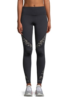 Under Armour Lace Perforated Performance Leggings