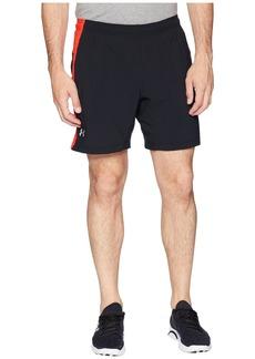 Under Armour Launch Stretch Woven 2-in-1 Graphic Shorts