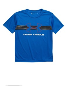 Under Armour Logo Graphic HeatGear® T-Shirt (Toddler Boys & Little Boys)