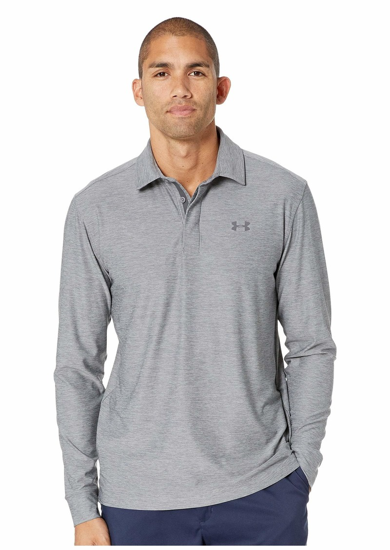 Under Armour Long Sleeve Polo Casual Shirts
