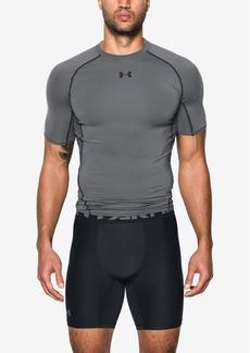"Under Armour Men's HeatGear Armour Mid Compression 6"" Shorts"