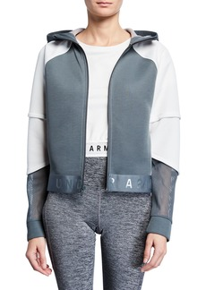 Under Armour Move Light Full-Zip Hooded Active Jacket