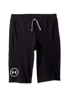 Under Armour MVP Knit Shorts (Big Kids)