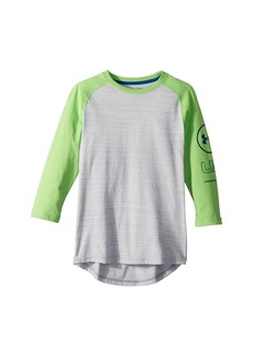 Under Armour MVP Power Sleeve Tee (Big Kids)
