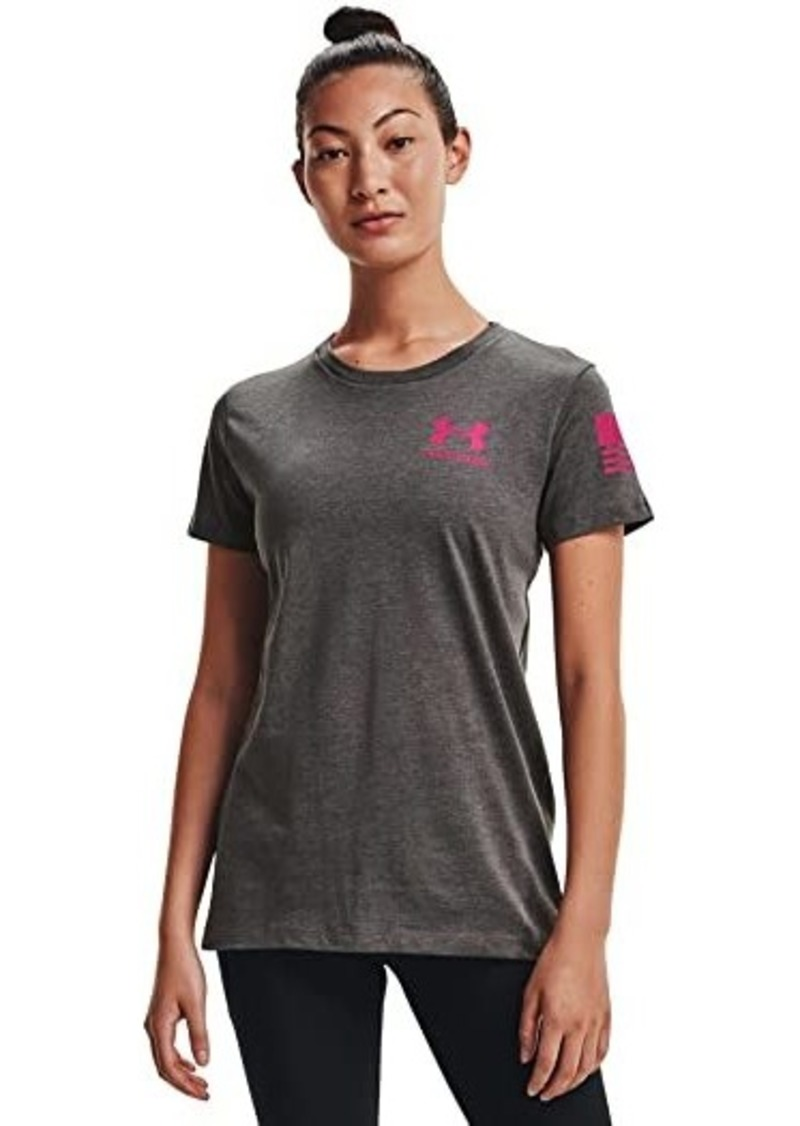 Under Armour New Freedom Flag T-Shirt