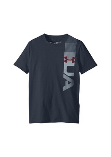 Under Armour One Sided Short Sleeve Tee (Big Kids)