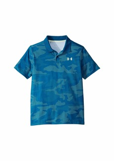 Under Armour Performance Polo 2.0 Novelty (Big Kids)