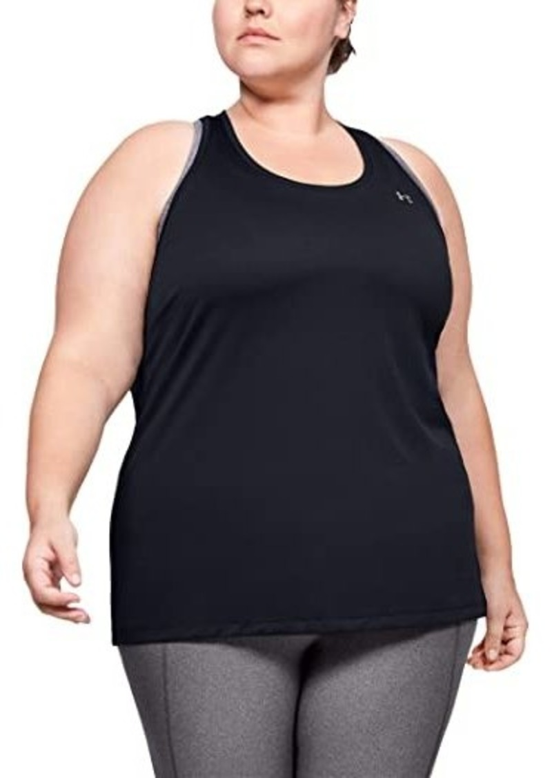 Under Armour Plus Size Tech Solid Tank