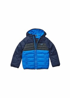 Under Armour Pronto Color Block Puffer Jacket (Big Kids)