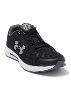 Under Armour Pursuit Knit Sneaker (Big Kid)