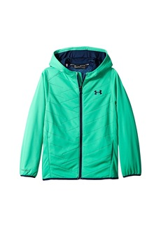 Under Armour Reactor Hybrid Hoodie Full Zip (Big Kids)