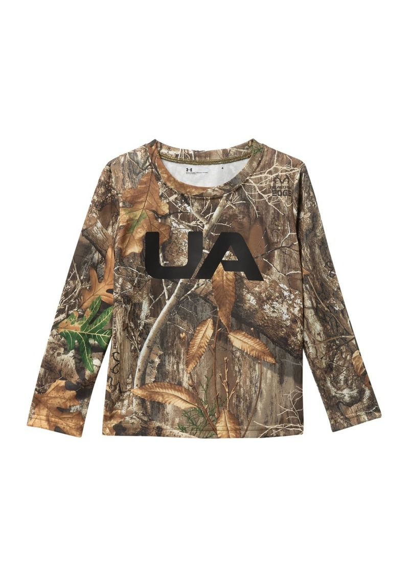 Under Armour Real Tree Edge Long Sleeve Tee (Little Boys)