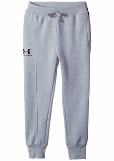 Under Armour Rival Blocked Jogger (Big Kids)