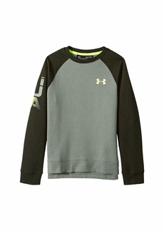 Under Armour Rival Crew (Big Kids)