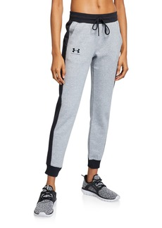 Under Armour Rival Fleece Graphic Novelty Pants