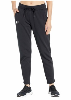 Under Armour Rival Fleece Open Hem Pants