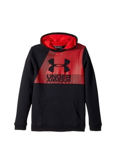Under Armour Rival Hoodie (Big Kids)