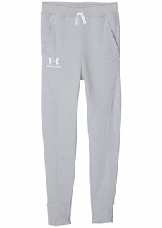 Under Armour Rival Solid Jogger (Big Kids)