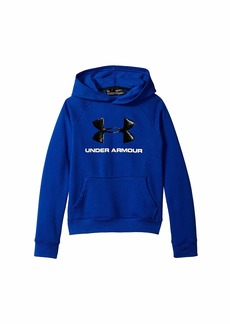 Under Armour Rival UA Logo Hoodie (Big Kids)