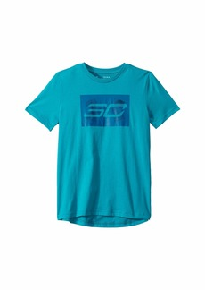 Under Armour SC30 Curry Branded Short Sleeve (Big Kids)